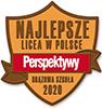 Najlepsze licea w Polsce 2020 - brazowa szkoła